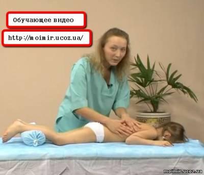 Гимнастики и массажи для детей от 3 до 7 лет смотреть обучающее видео