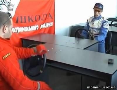 Видео урок  » Уроки вождения. Базовая подготовка смотреть онлайн бесплатно без регистрации